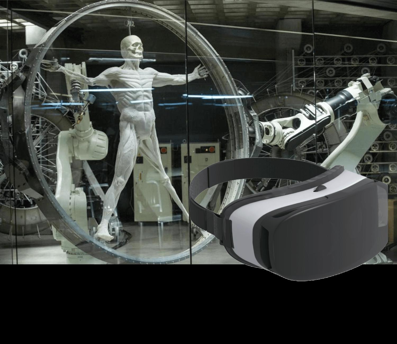 Virtual Reality Theme Park Las Vegas