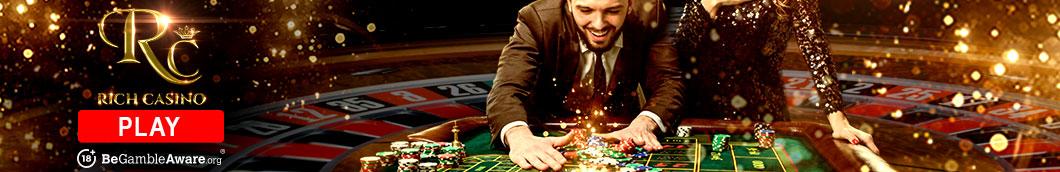 Rich Casino Banner