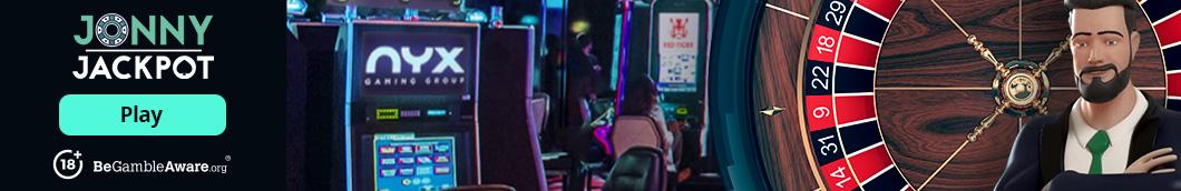 Jonny Jackpot Casino Banner