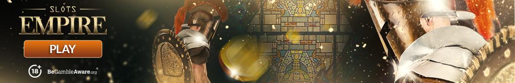 Slots Empire Casino Banner