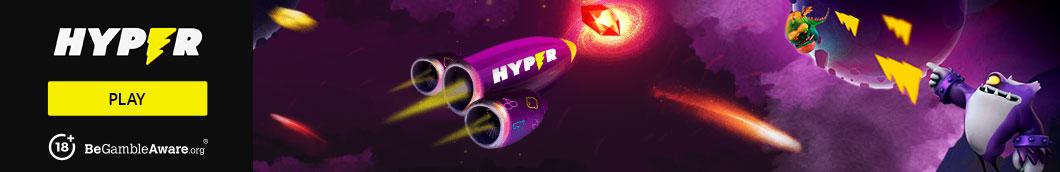 Hyper Casino Banner