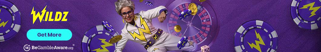 Wildz Casino Banner