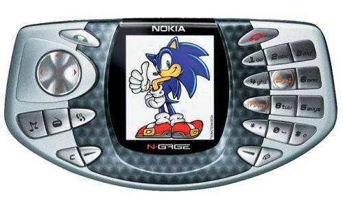 Nokia N-Gage Device
