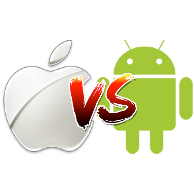 Mobile Gaming: The War Between iOS and Android