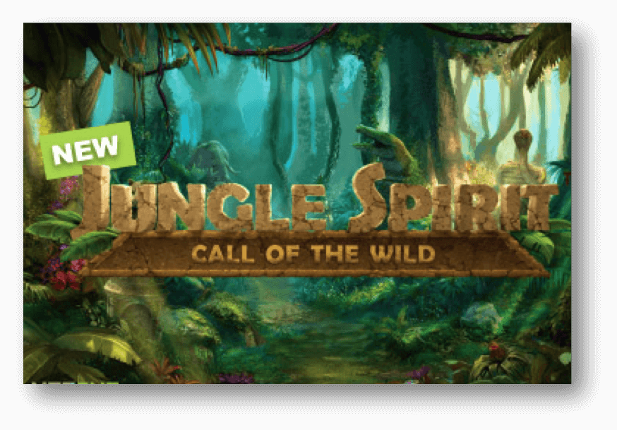 Sneak Peak of Jungle Spirit: Call Of The Wild