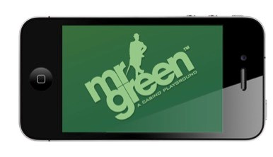 Mobile contributes to Mr Green's growth