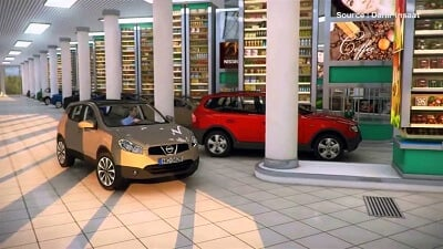 Drive through supermarket envisioned
