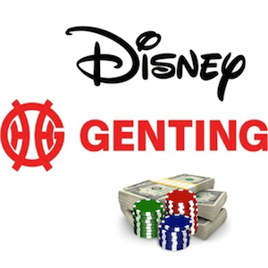 Genting to Sue Disney