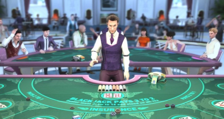 AR Casino Games May Still Be A While Away