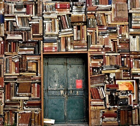 Books and the doors they open