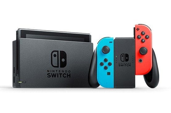 Nintendo Switch shakes up the portable console market
