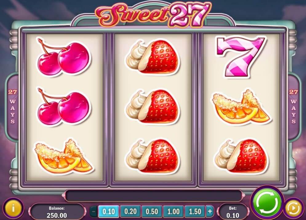 Sweet27 Slots