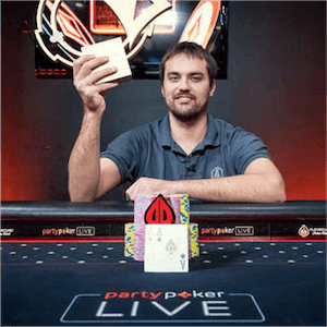 Black Takes 1st Place in LIVE MILLIONS