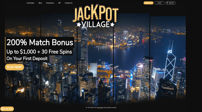 Jackpot Village Screenshot