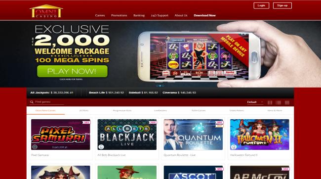 Omni Casino Image