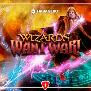 Habanero Releases Wizards Want War! Online Slot