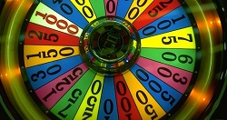 Casino Cruise Fortune Bonus Wheel