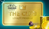 New Loyalty Progam at CasinoLand