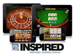 Inspired Group Mobile Games Paddy Power