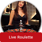 Bet on Live Roulette