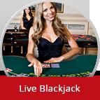Bet on Live Blackjack