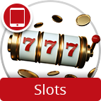 Use your iPad to play slots at mobilecasinocanada.ca
