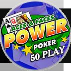 Play Aces & Faces at Mobilecasinocanada.ca