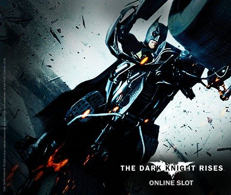 Microgaming has discontinued Dark Knight Online Slots