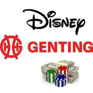 Genting to Sue Disney