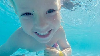 Keeping kids safe near the water