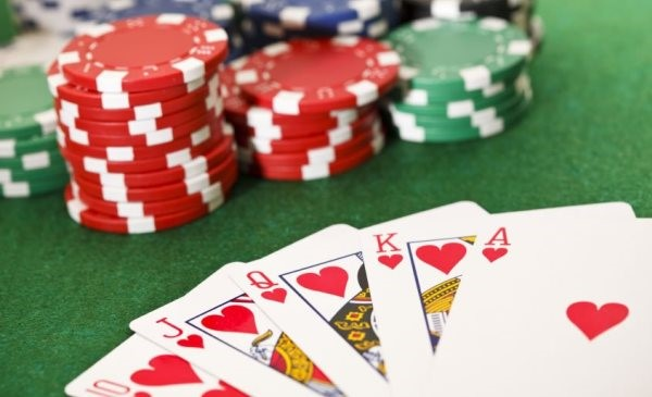 Poker games waning in popularity