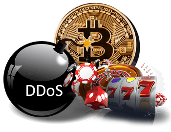 Bitcoin Sites Becoming Common DDoS Targets