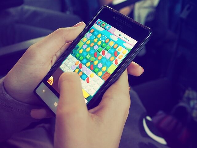 Mobile gaming gets a makeover
