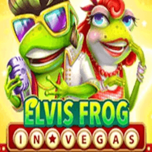 Elvis Frog In Vegas Slot Hops Onto Casinos