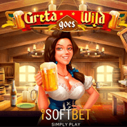 Greta Goes Wild In iSoftBet's Oktoberfest Slot