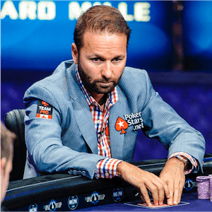Negreanu finished Day 1 of poker tournament in 2nd place