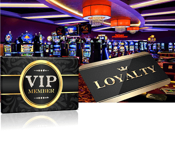 Casino loyalty and VIP programs