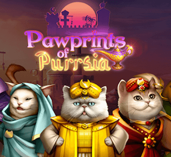 Pawprints of Pursia