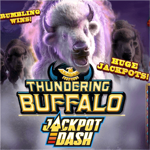 High 5 Unveils New Thundering Buffalo Slot