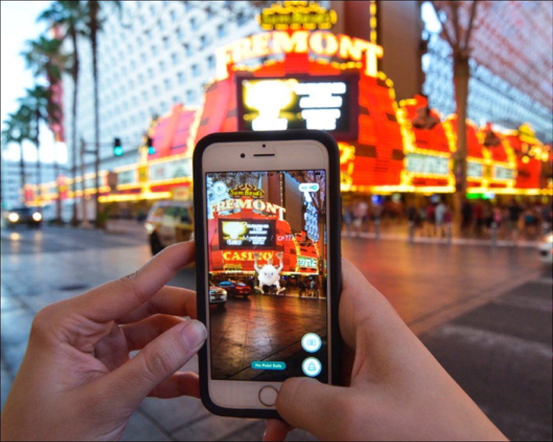 Casinos capitalising on Pokemon-Go